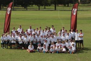 Coaching Clinic group photo 2016